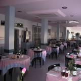 Restaurant de l'hôtel Aquila de Viserbella de Rimini