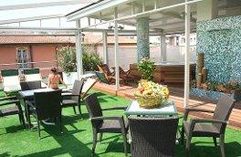 Centre bien-être de l'hôtel Cadiz de Viserbella de Rimini