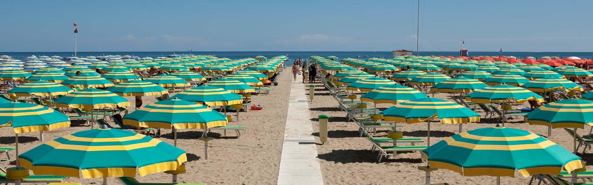 Formule All Inclusive Hôtels sur la Côte Adriatique, en Italie