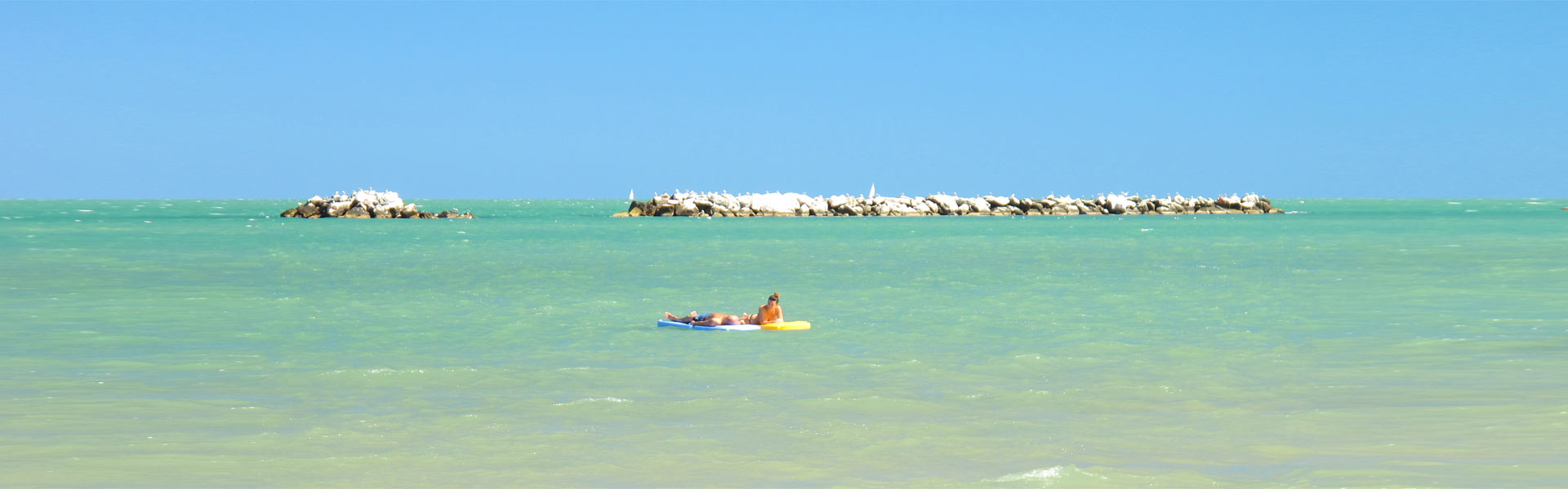 La Côte Adriatique est idéale pour vous détendre à la mer et partir à la découverte d'un arrière-pays époustouflant.