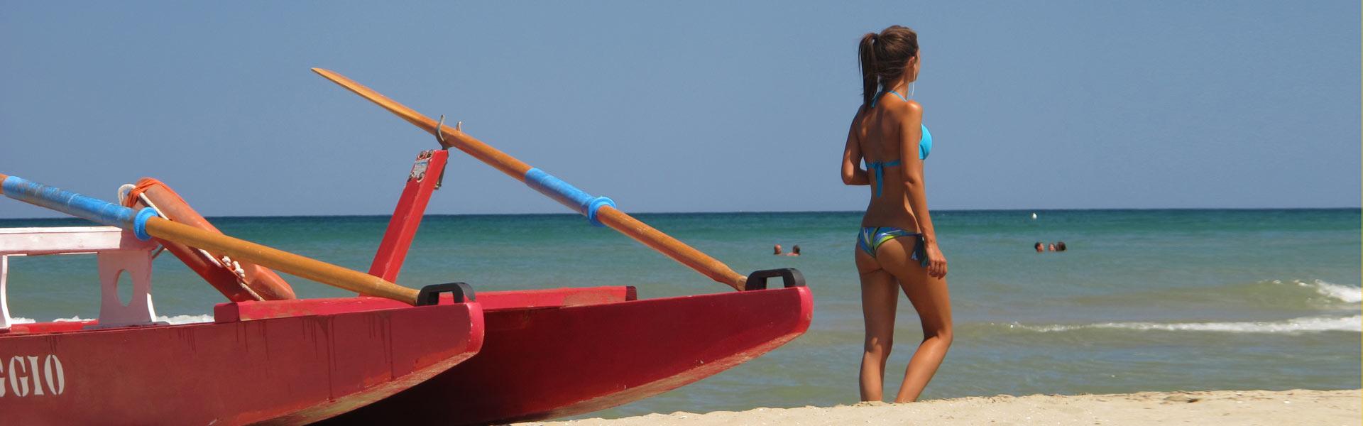 Hôtels sur la Riviera Adriatique pour vos vacances balnéaires tout confort et à petits prix